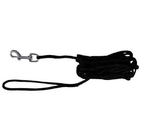 Braided Tracking Lead Dog Recall
